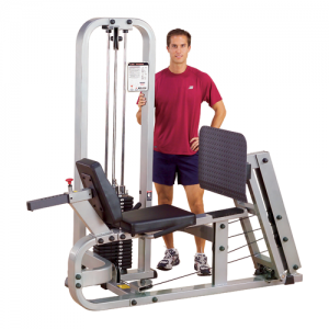 Body-Solid Pro Club Line Leg Press Machine [SLP500G]