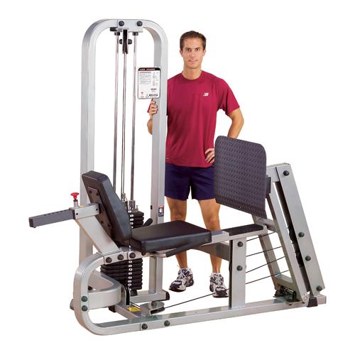 Body-Solid Pro Club Line Leg Press Machine [SLP500G]