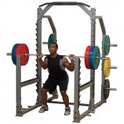Body-Solid Pro Clubline Multi Squat Rack SMR1000 - Squat