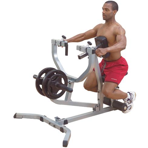 Body Solid Seated Row Machine GSRM40