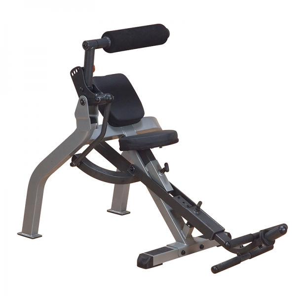Body Solid Semi-Recumbent Dual Ab Bench GAB350