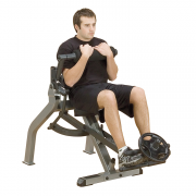 Body Solid Semi-Recumbent Dual Ab Bench GAB350 demo