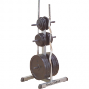 Body-Solid Standard Weight Tree & Bar Rack [GSWT]