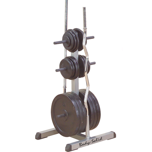 Weight Of Tree Wood: Body-Solid Standard Weight Tree & Bar Rack [GSWT