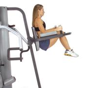 Body-Solid Vertical Knee Raise Attachment [VKR30] - demo