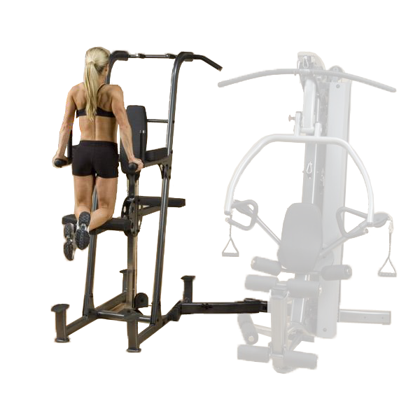 Body-Solid Weight Assisted Dip Pull-Up Station [FCDWA]