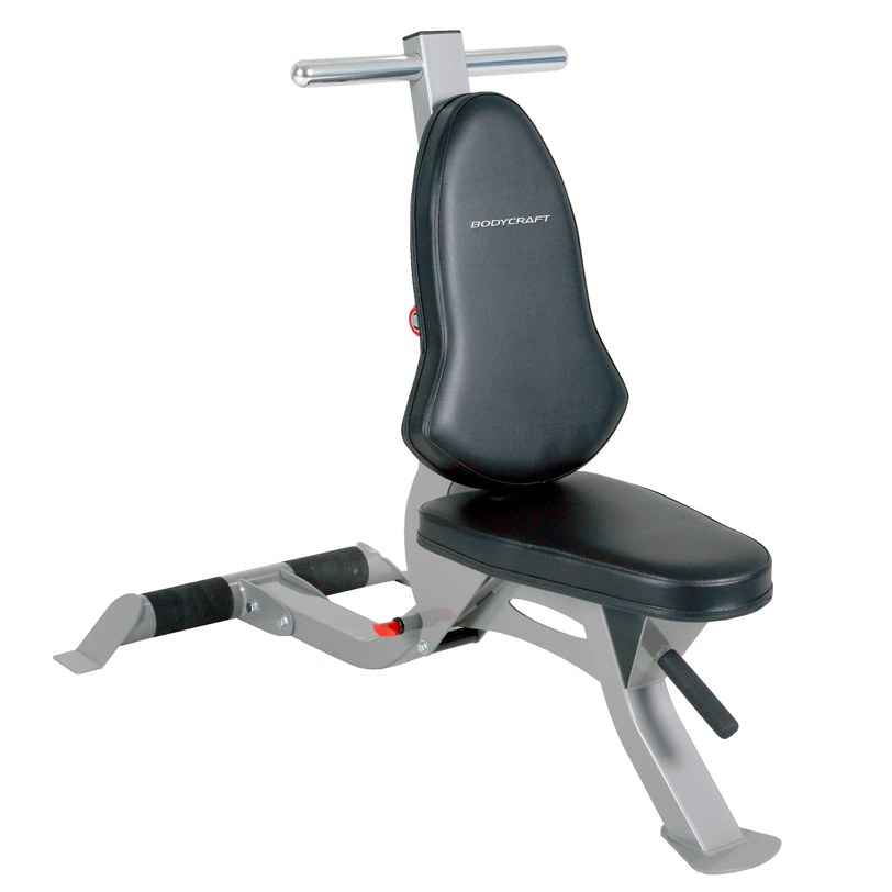 Bodycraft Flat Incline Utility Bench F603 Incredibody
