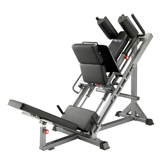 Bodycraft Hip Sled / Hack Squat / Leg Press Machine F660