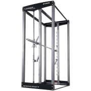 Bodycraft Jones Light Commercial Smith Machine [JLC] - side view