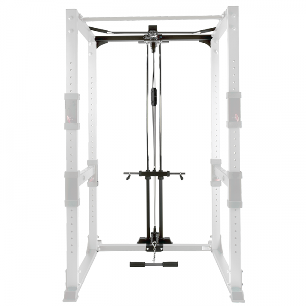 Bodycraft Lat / Low Row for F430 Power Rack [F431]