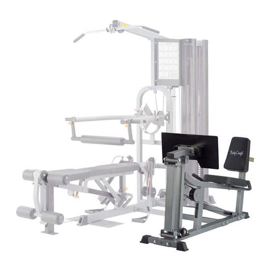 Bodycraft Leg Press Attachment for K1 Home Gym