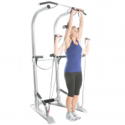 Bodycraft Life Tree Training Tower [T3] - shoulder press