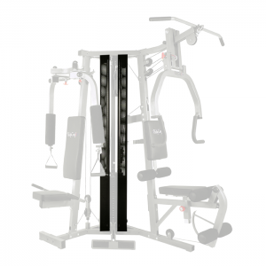 Bodycraft Weight Stack Guard for Galena Pro or M300 Home Gym [GAL-SG]