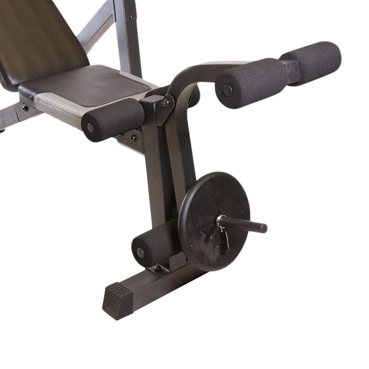 Cap Barbell Olympic Weight Bench W Squat Rack Fm 7105 Incredibody