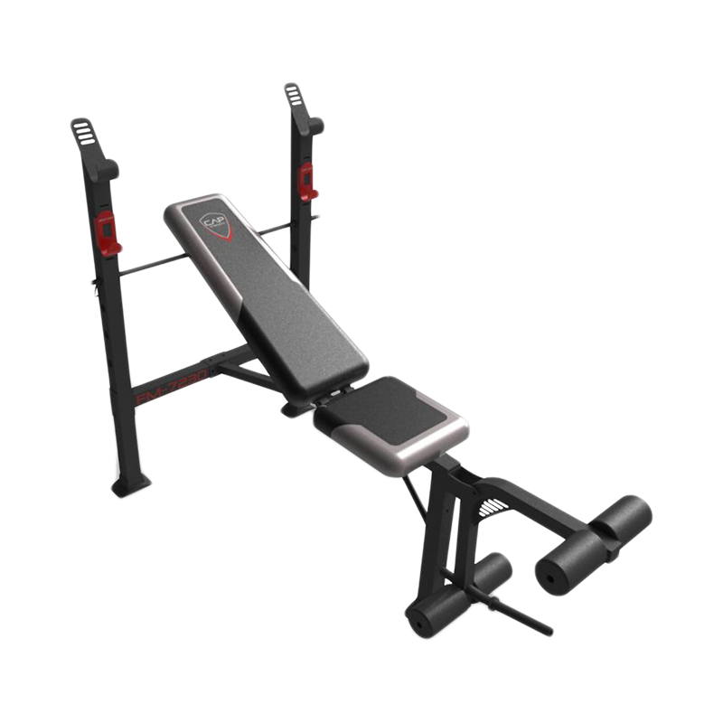 Cap Barbell Standard Weight Bench Fm 7230 Incredibody