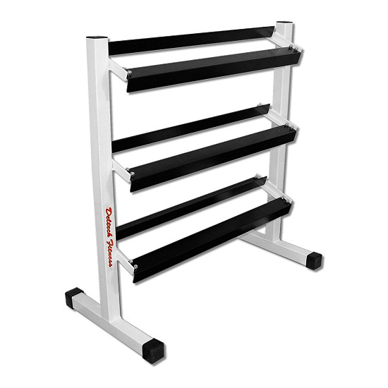 Deltech Fitness 36 Inch 3 Tier Dumbbell Rack [DF515]