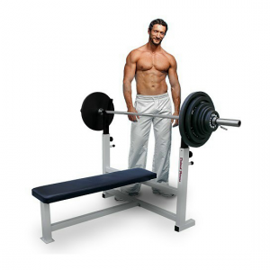 Deltech Fitness Flat Bench Press [DF1700]