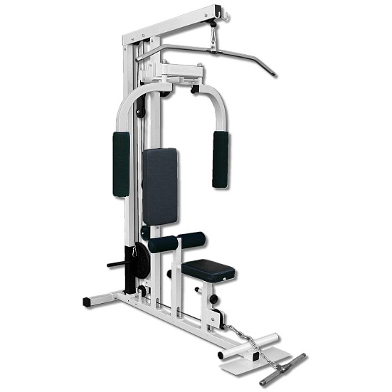 Deltech Fitness Lat Pulldown Machine With Pec Dec [DF930]