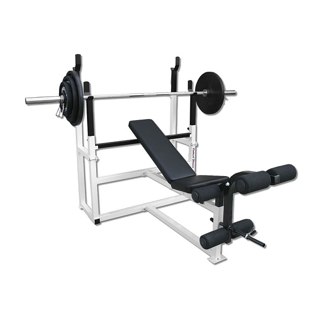 Deltech Fitness Olympic Squat Combo Bench [DF1050 ...