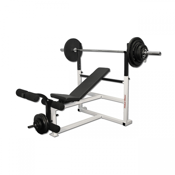 Deltech Fitness Olympic Weight Bench [DF1000]
