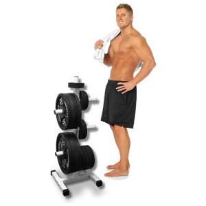 Deltech Fitness Olympic Weight Tree [DF7600]