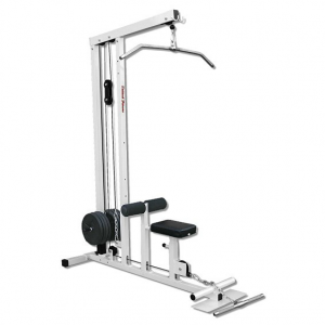 Deltech Fitness Plate Loaded Lat Machine [DF906]