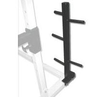 Deltech Fitness Plate Tree for Power Rack & Smith Machine [DF833]