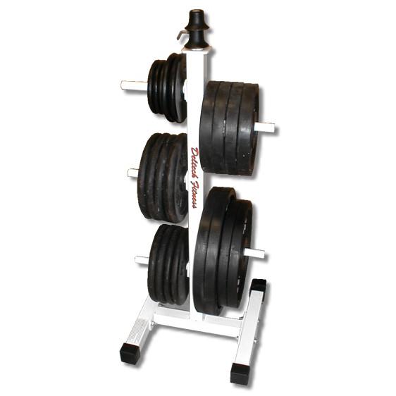 Deltech Fitness Standard Plate Tree [DF7200]