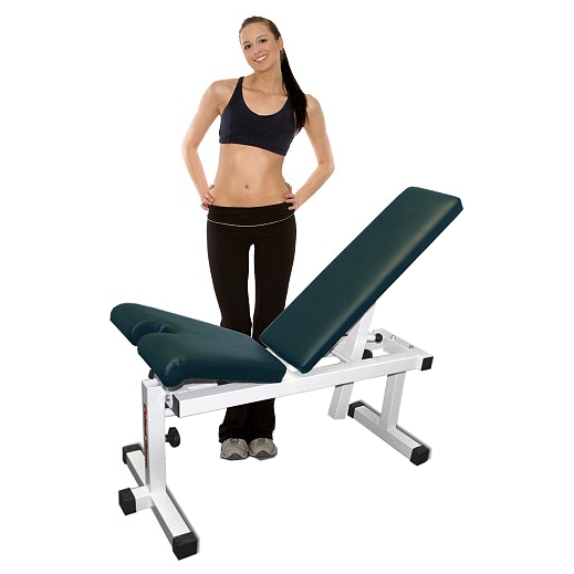 Deltech Fitness Two-In-One Flat To Incline Bench [DF102]