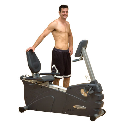 Endurance Electronic Recumbent Bike [B2.5R]