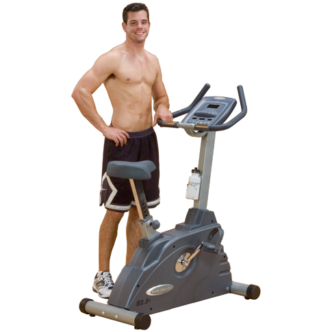 Endurance Electronic Upright Bike [B2.5U]