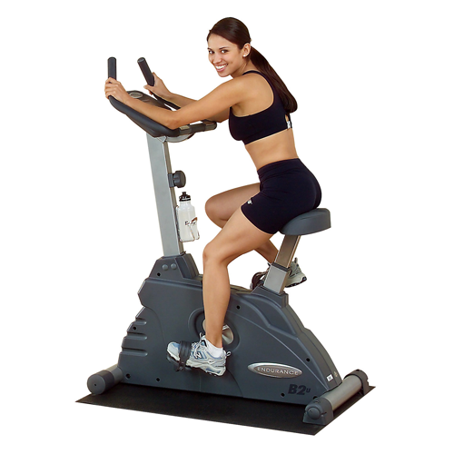 Endurance Upright Exercise Bike [B2U]