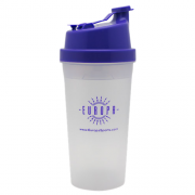 Europa Shaker Bottle (20 oz) - Purple