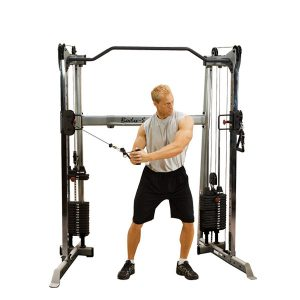 Body Solid Functional Training Center 200 GDCC200 - front view