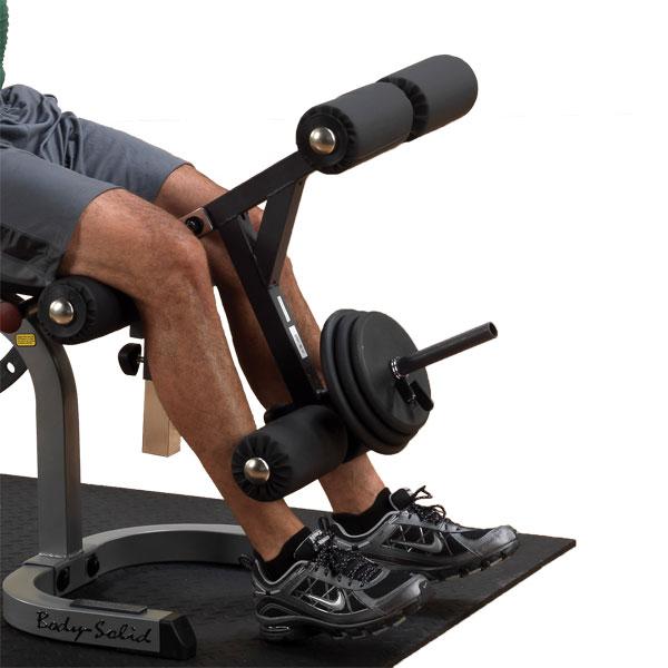 Powerline Leg Developer For Workout Bench [GLDA1]