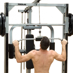 Powerline Lat Attachment for Smith Machine [PLA144X]