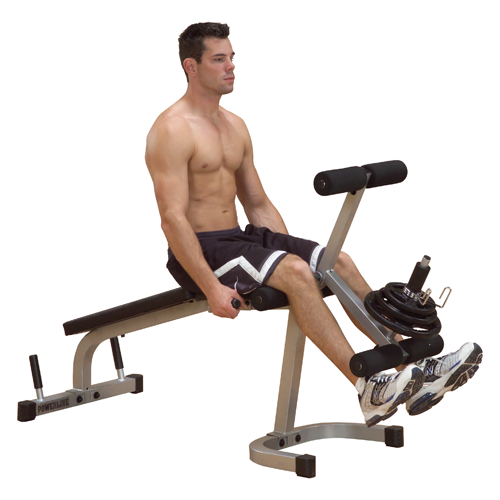 Powerline Leg Extension / Leg Curl PLCE165X
