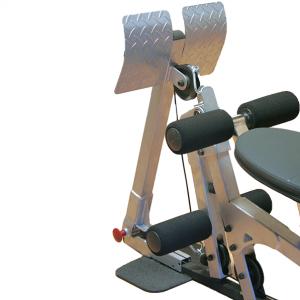 Powerline Leg Press Attachment for BSG10X [BSGLPX]