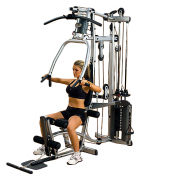 Powerline P2X Home Gym - chest press