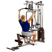 Powerline P2X Home Gym - lat pulldown