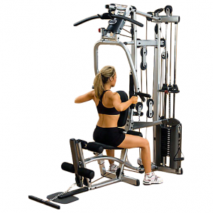 Powerline P2X Home Gym - seated row