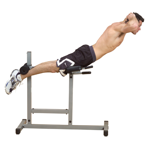 Powerline Roman Chair & Back Hyperextension PCH24X