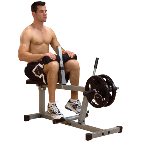 Powerline Seated Calf Raise Machine PSC43X