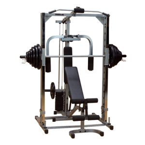 Powerline Smith Machine Package [PSM1442XS]