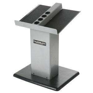 PowerBlock Large Column Stand Silver