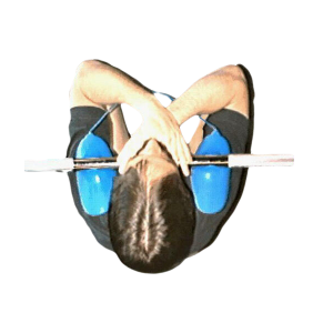 Sting Ray for Front Squats