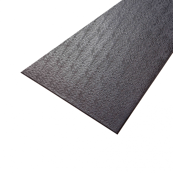 Supermats 3x4 Foot Solid PVC Mat for Exercise Bikes & Steppers [27GS]