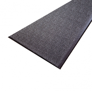 Supermats 3x6.5 Foot Heavy Duty PVC Mat for Treadmills & Ski Machines [11GS]