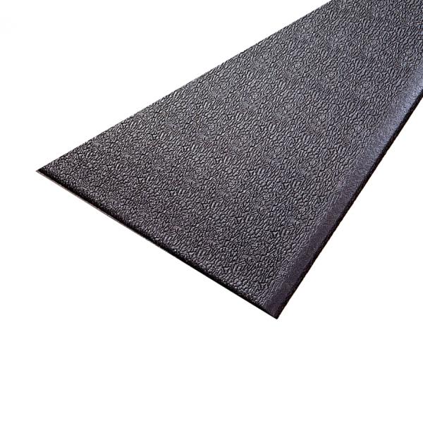 Supermats 3x6.5 Foot Heavy Duty PVC Mat for Treadmills & Ski Machines [11GS]