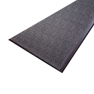 Supermats 3x7.5 Foot Heavy Duty PVC Mat for Longer Treadmills - [12GS]